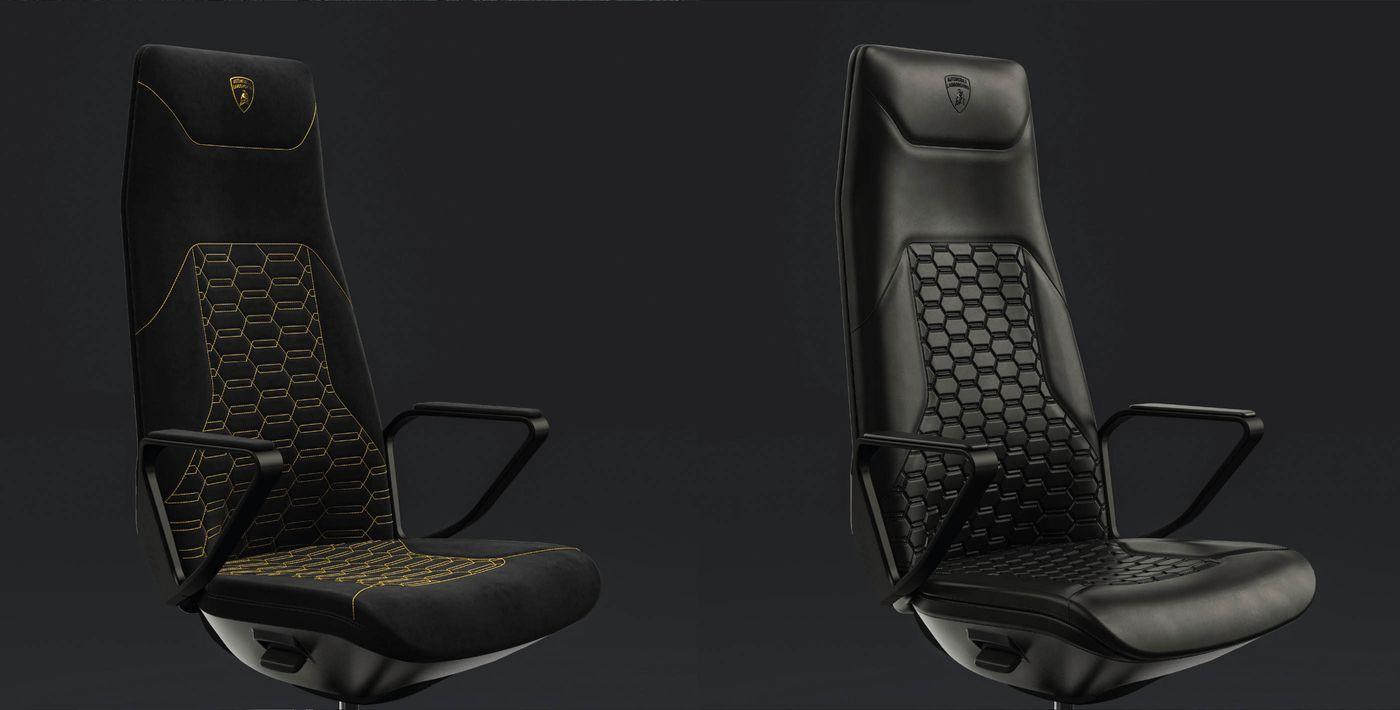 Lamborghini Gaming Chair Collection