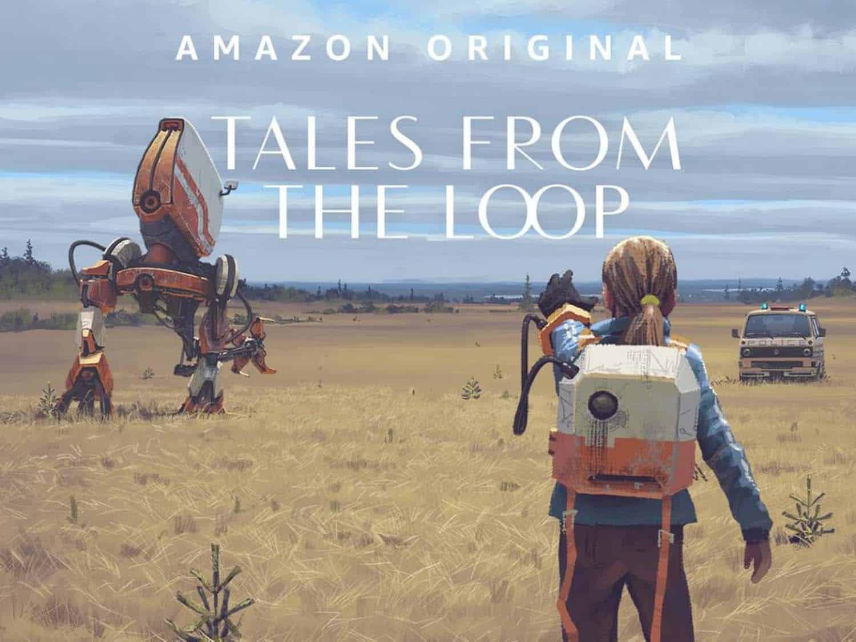 Contos do Loop da Amazon Wall