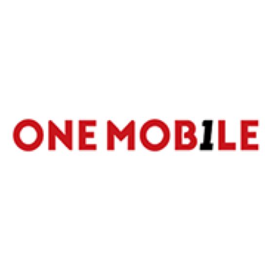 ONEMOBILEロゴ