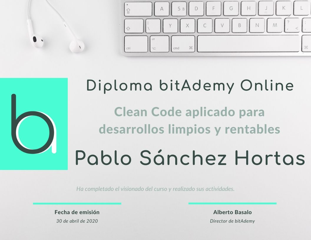 🎓 Pablo Sánchez Hortas