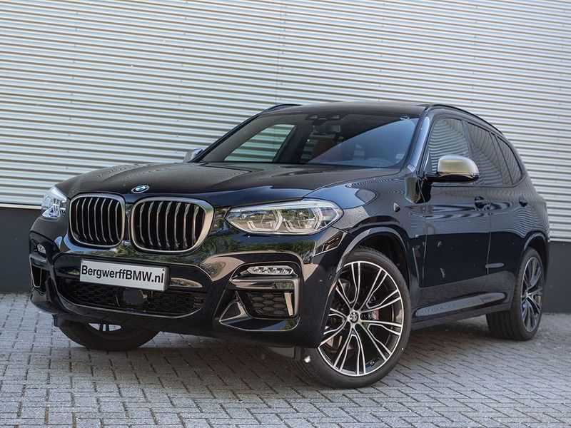 BMW X3 M40i xDrive - Individual Leder - Panorama - ACC - Harman Kardon - Memoryzetels afbeelding 9