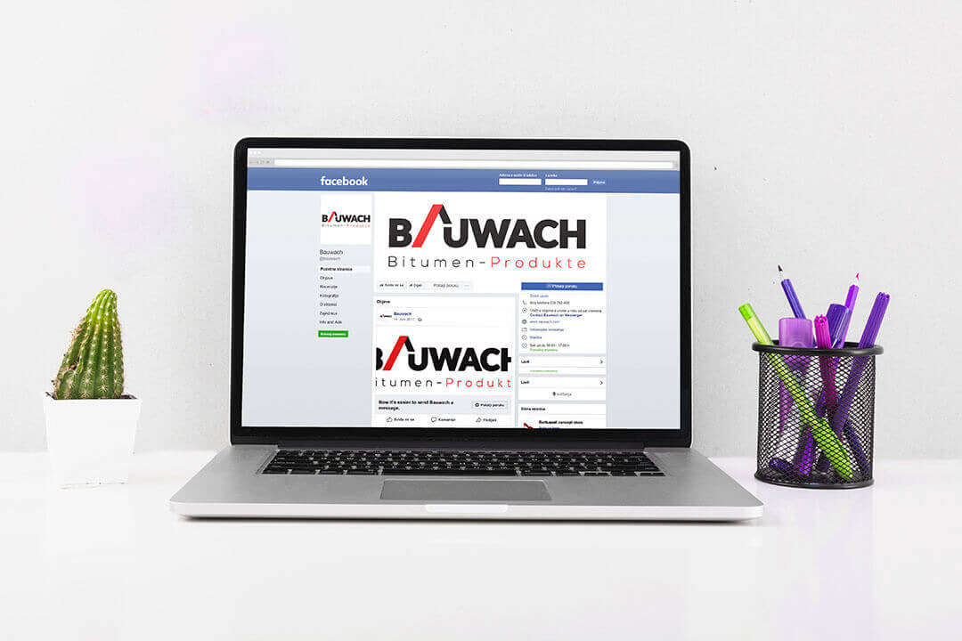 Project Bauwach, Facebook Campaign, Digital Marketing