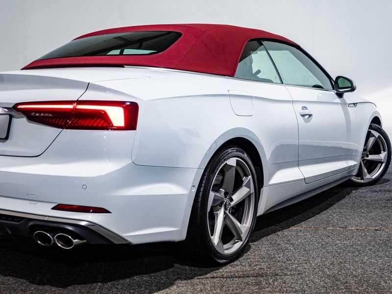Audi A5 Cabriolet 3.0 TFSI S5 quattro Pro Line Plus 354PK | Adapt.Cruise | Massage Stoelen | 360 Camera | afbeelding 12