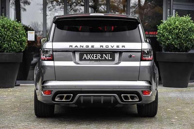 Land Rover Range Rover Sport SVR 22INCH+PANO.DAK+STOELKOELING NP.227K afbeelding 18