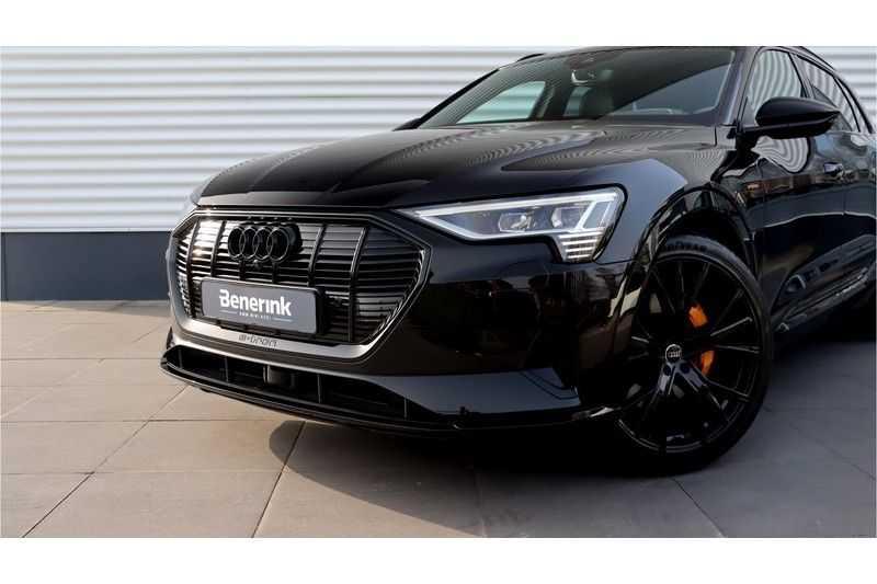 Audi e-tron 55 quattro Advanced Bang & Olufsen, Panoramadak, Head-Up Display, Soft-Close afbeelding 13