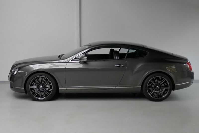 Bentley Continental GT 6.0 W12 GT Speed afbeelding 6