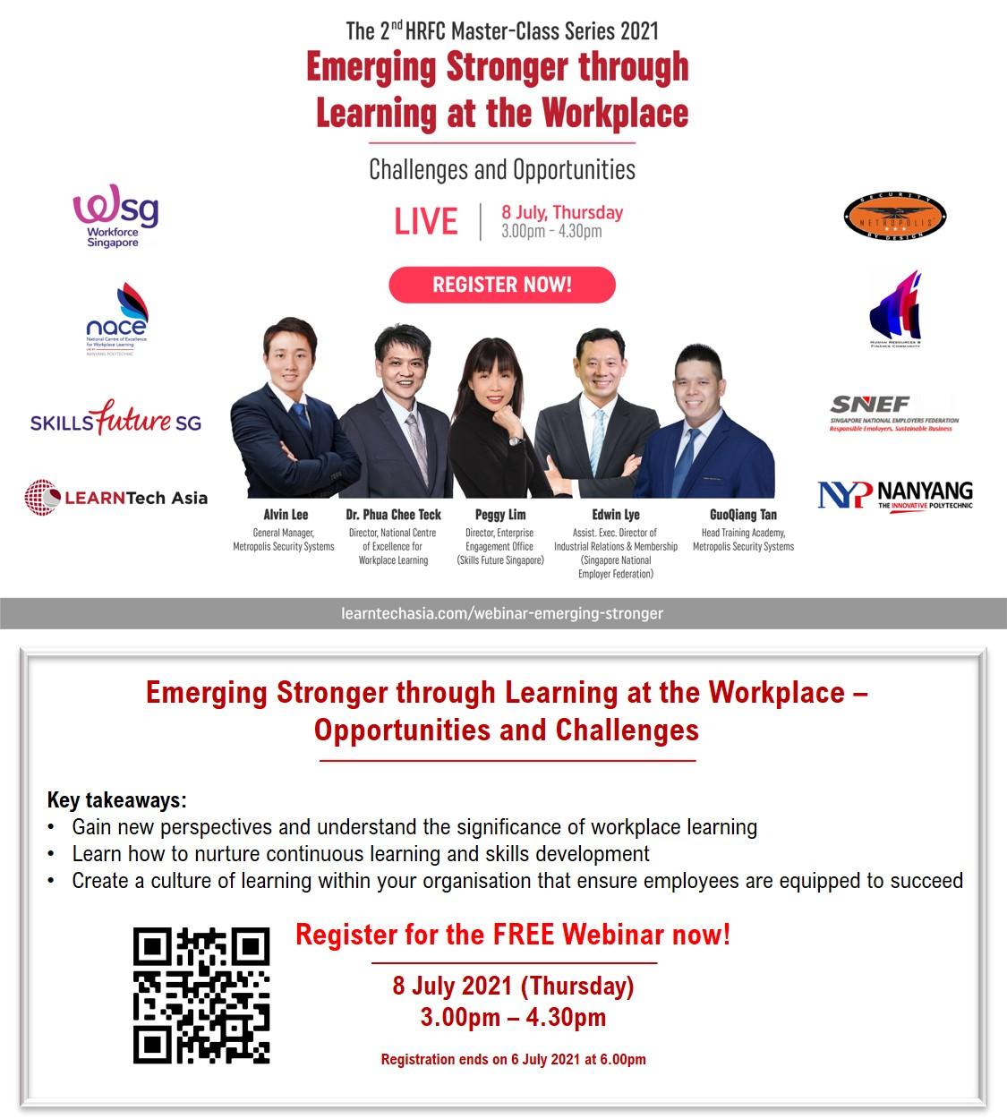 LEARNTech Asia Webinar
