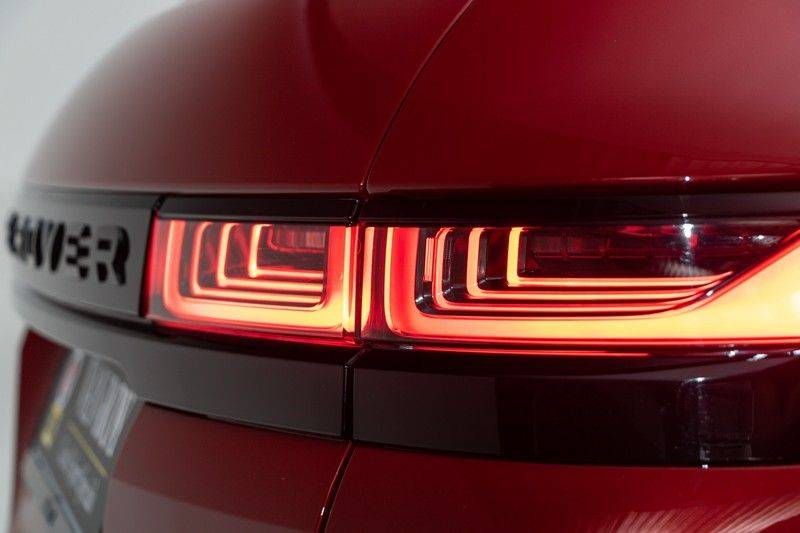 "Land Rover Range Rover Evoque P300 R-Dynamic 300pk AWD Black Pack Panoramadak ClearSightSpiegel MeridianSound Volleder AmbientLight Navi Keyless Full-Led DAB 20"" 360Camera Pdc afbeelding 15"