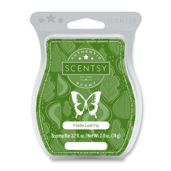 Picture of Fiddle Leaf Fig Scentsy Bar