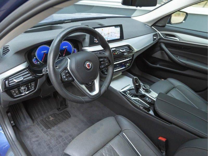 BMW 5 Serie ALPINA B5 Bi-Turbo - Sperre - Sport Brakes - Night Vision afbeelding 14