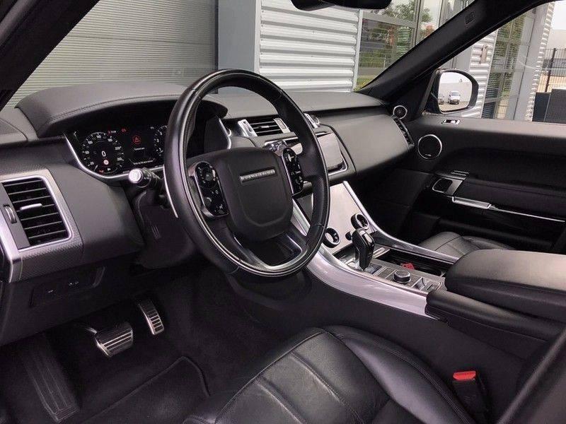 Land Rover Range Rover Sport 5.0 V8 SC HSE P525 Dynamic, 525PK, ACC, Pano, Meridian, Luchtvering, Keyless, Soft-Close, Head-Up, Camera, Matrix, Lane Assist, afbeelding 10