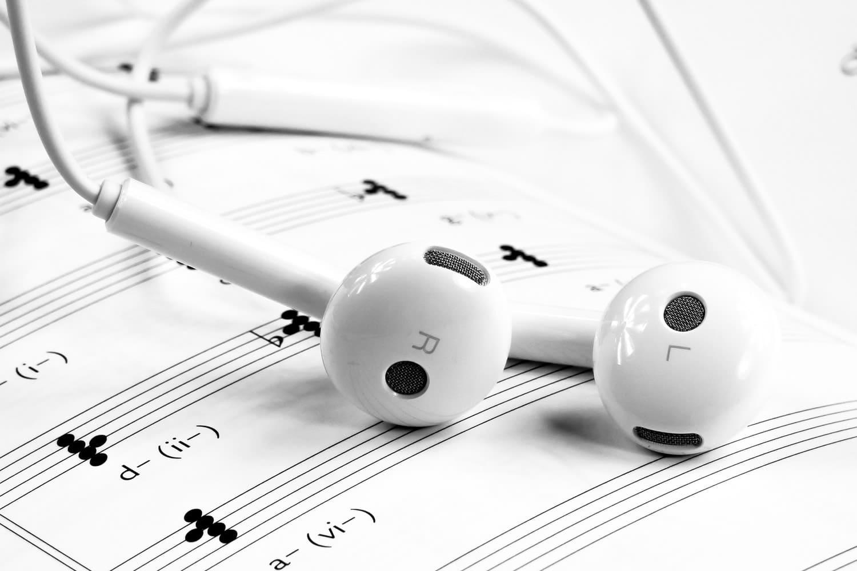 Música no toque do iPhone?
