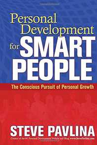Personal Development for Smart People: The Conscious Pursuit of Personal Growth Cover