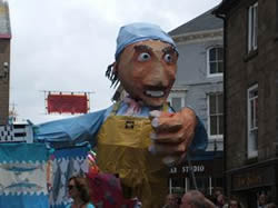 the penzance pirate parade