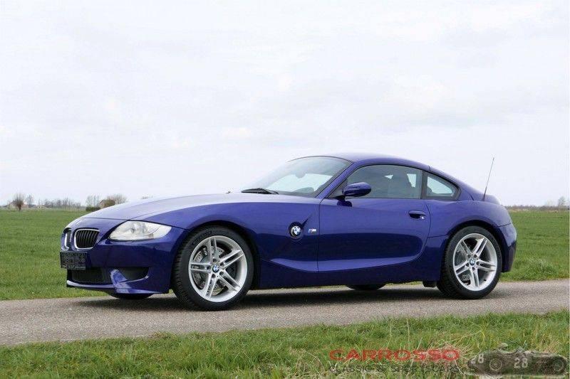 """BMW Z4 Coupé 3.2 M Xenon, 18""""LM, 65.683 km, Interlagos Blauw-Metallic afbeelding 13"""