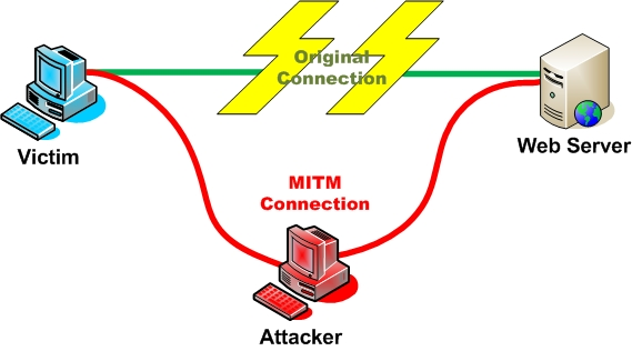 What is a MiTM attack? (OWASP)