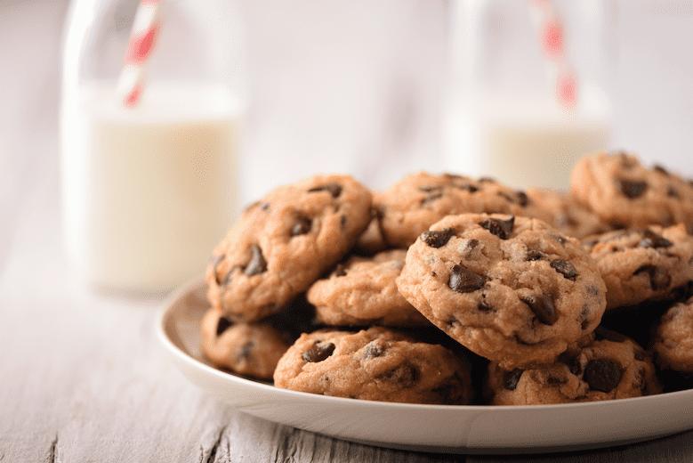 DIY Recipe: Gluten-Free Low-Sugar Chocolate Chip Marijuana Cookies