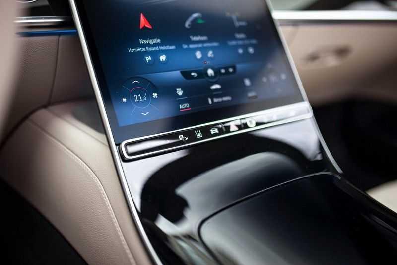 "Mercedes-Benz S-Klasse 500 4Matic Lang AMG *Pano / 3D Burmester / HUD / Distronic / 21"" / 3D Display* afbeelding 15"