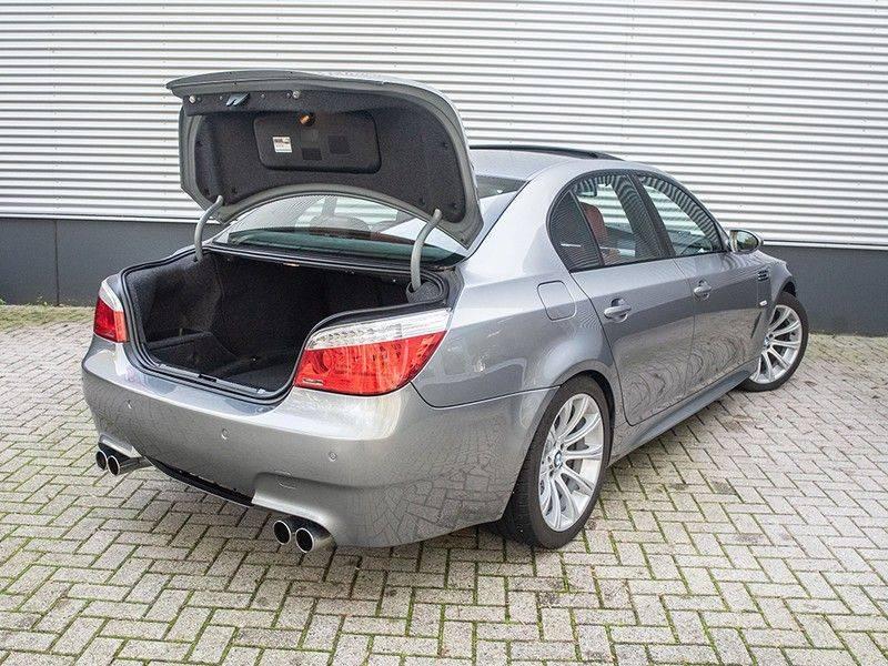 BMW 5 Serie M5 H6 - Manual - Volleder - 79.998km! afbeelding 18