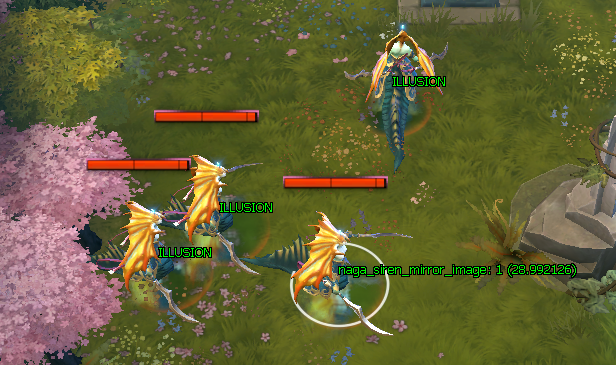 dota 2 view enemy mana
