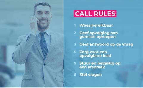 De 6 stappen tot een betere opvolging van telefonische leads!