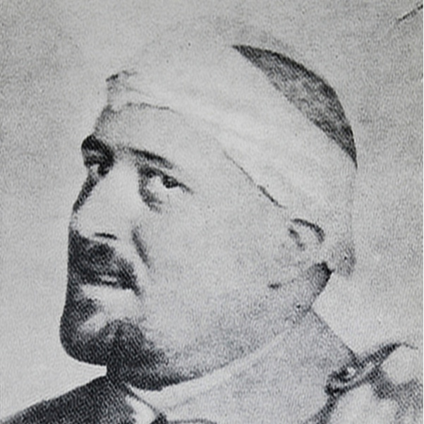 Photo of Guillaume Apollinaire