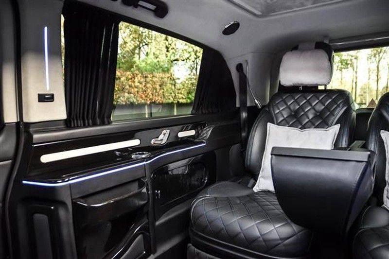 Mercedes-Benz V-Klasse V250D LANG VIP TV+4X CAPTAIN SEATS+CAMERA afbeelding 25