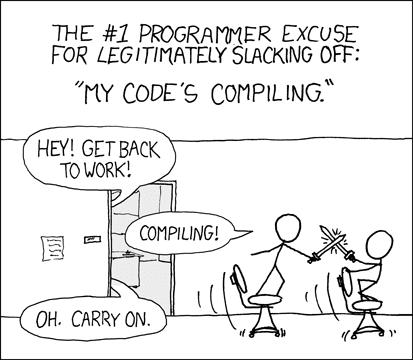 comics compiling