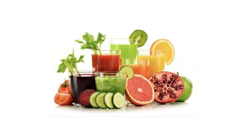 The Benefits of Juicing — Fruits and Vegetables