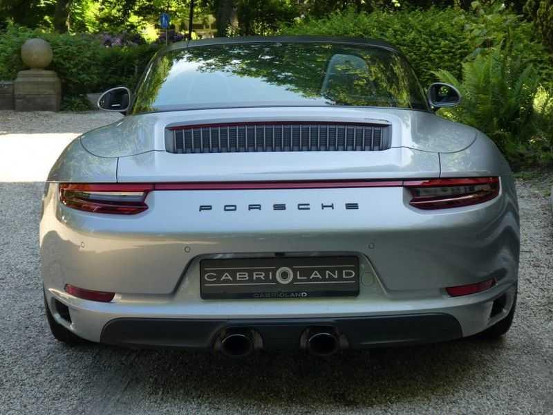 Porsche 911 3.0 Targa 4 GTS afbeelding 7