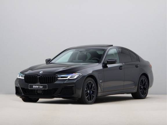 BMW 5 Serie 520e Sedan High Exe M-Sport Hybrid