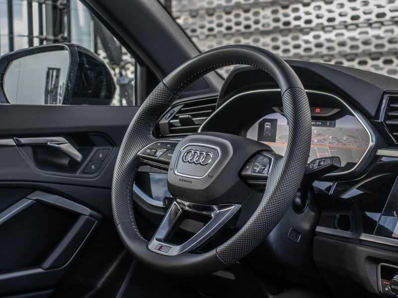 Audi Q3 40 TFSI quattro S Edition | Pano. dak | Stoelverwarming | Adaptive cruise | B&O sound | Trekhaak | afbeelding 4