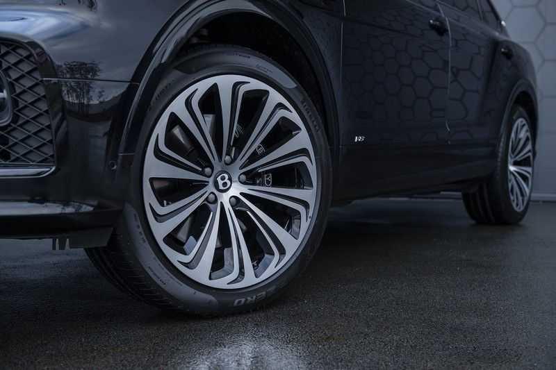 Bentley Bentayga V8 FIRST EDITION MY 2021 + Naim Audio + Onyx Pearl Black + Apple CarPlay (draadloos) afbeelding 11