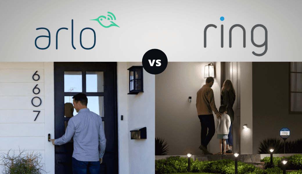Arlo vs. Ring:, Which is Better?, (2021 Review) cover image