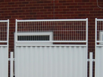 RB22 Mesh Extension Panels