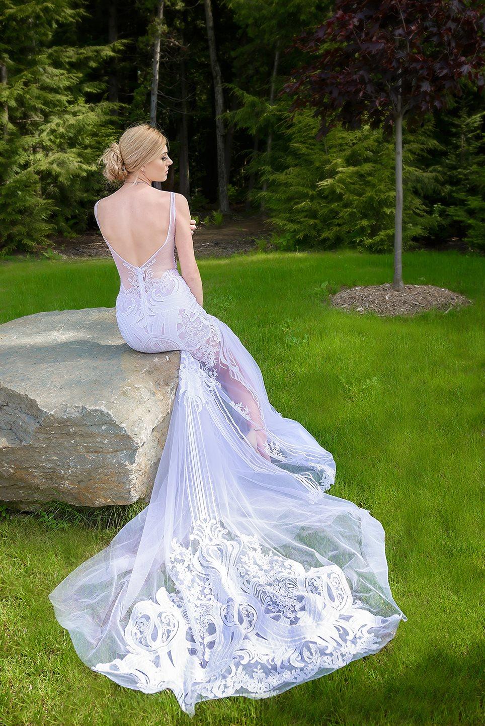 robe de mariee soiree montreal haute couture sur mesure