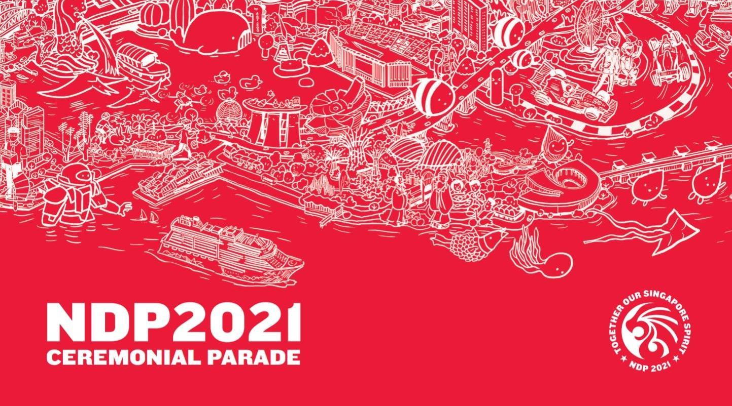 NDP Ceremonial Parade Guide