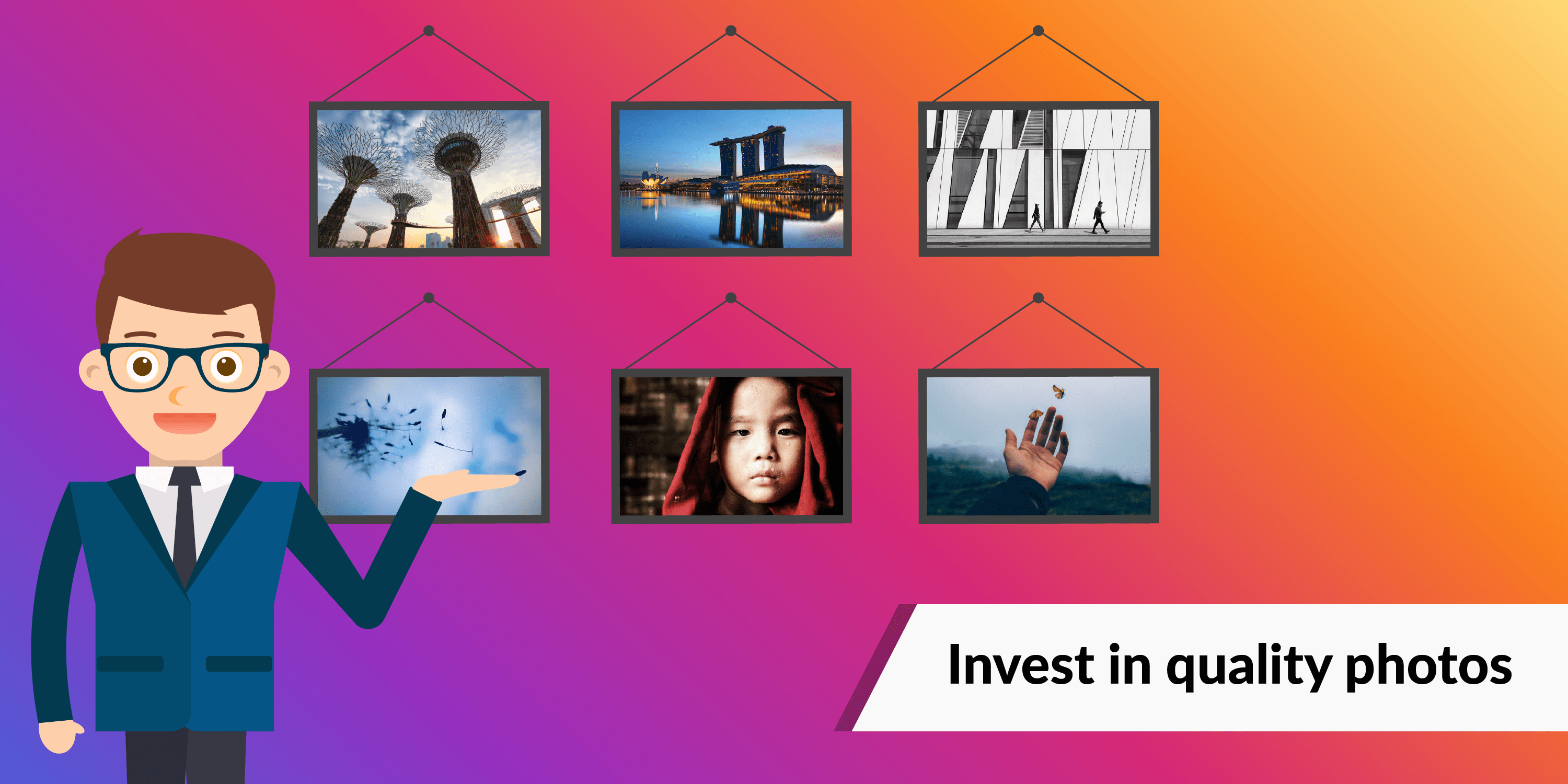 Boost Your Instagram Engagement by investing in quality images