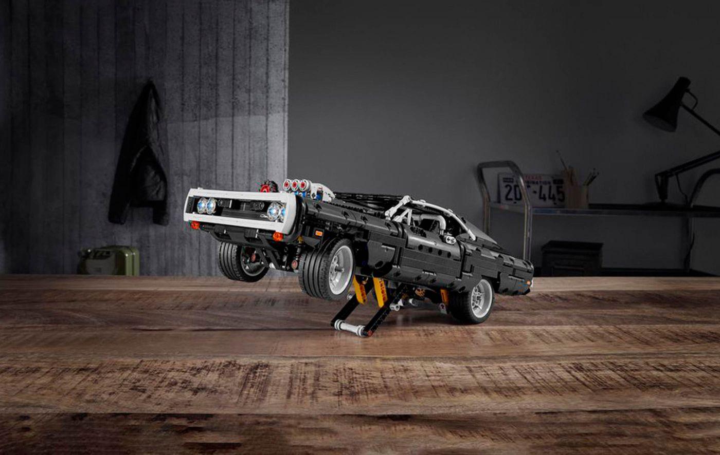 Dodge x Lego Technic