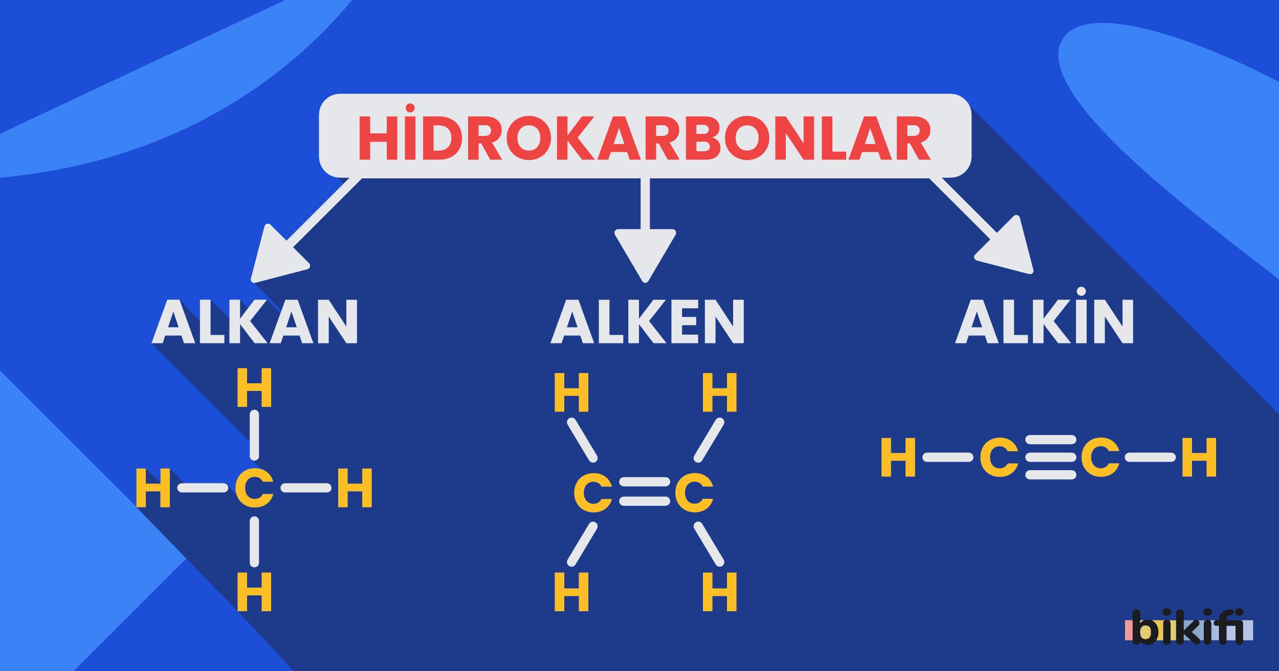 Organik Bileşikler: Hidrokarbonlar