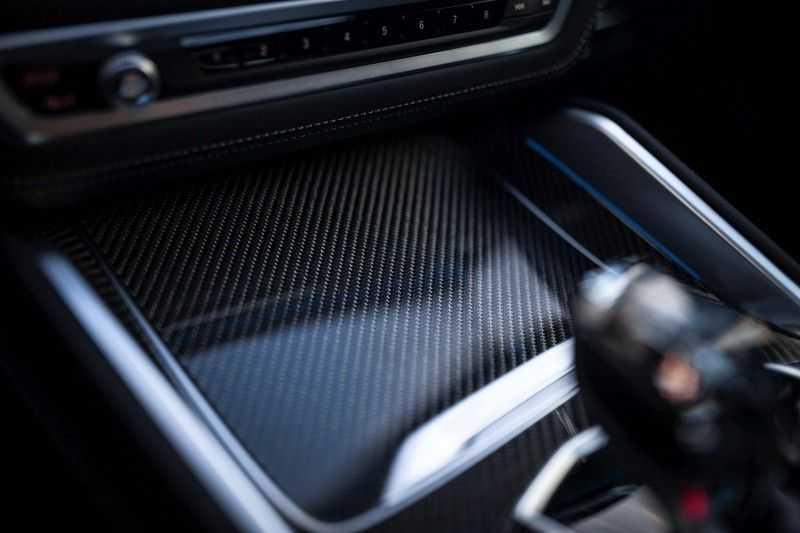 "BMW X6 xDrive40i High Executive *Pano / Laser / HUD / H&K / Leder Indiv. / 22"" / Topview* afbeelding 21"
