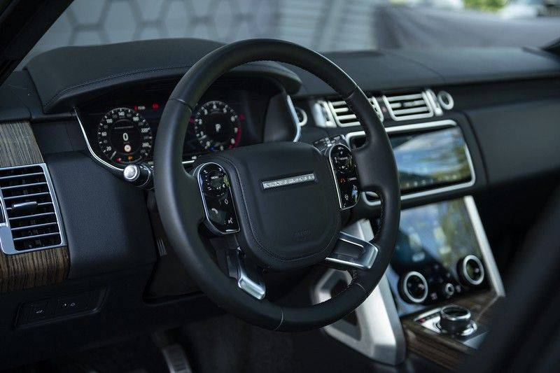 "Land Rover Range Rover 5.0 V8 SC VOGUE Black Pack Elek. Trekhaak, Head-up, 22"", Stoelverkoeling, afbeelding 4"