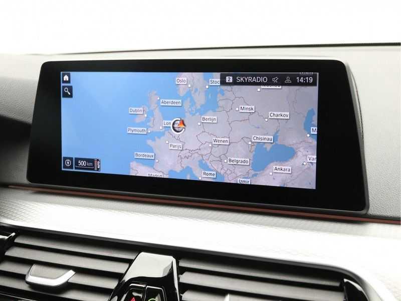 BMW 5 Serie Touring 520d High Executive M-Sport Aut. afbeelding 18