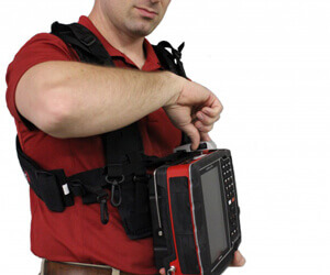 Body Harness with Innerspec PowerBox H-small