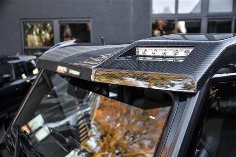 Mercedes-Benz G-Klasse G500 4x4² CARBON+SCH.DAK+AMG RIDE CONTROL afbeelding 14