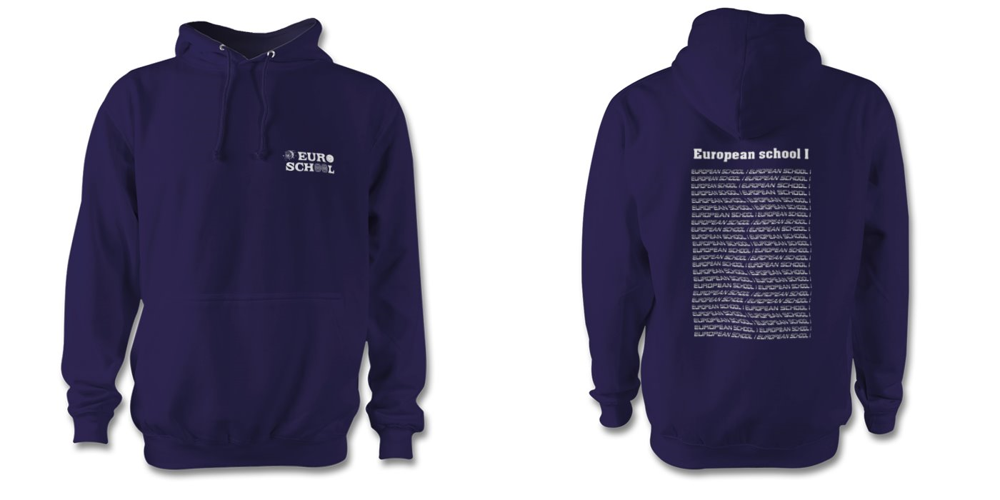 Navy Hoodie Preview