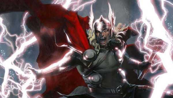 O Thor de J Michael Straczynski