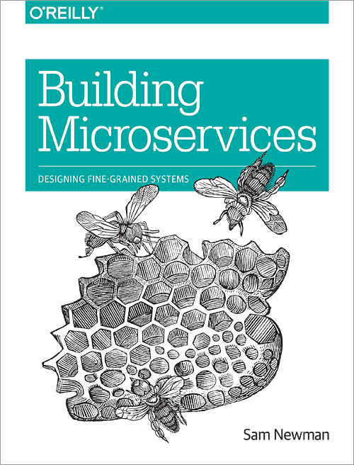 Building microservices cover