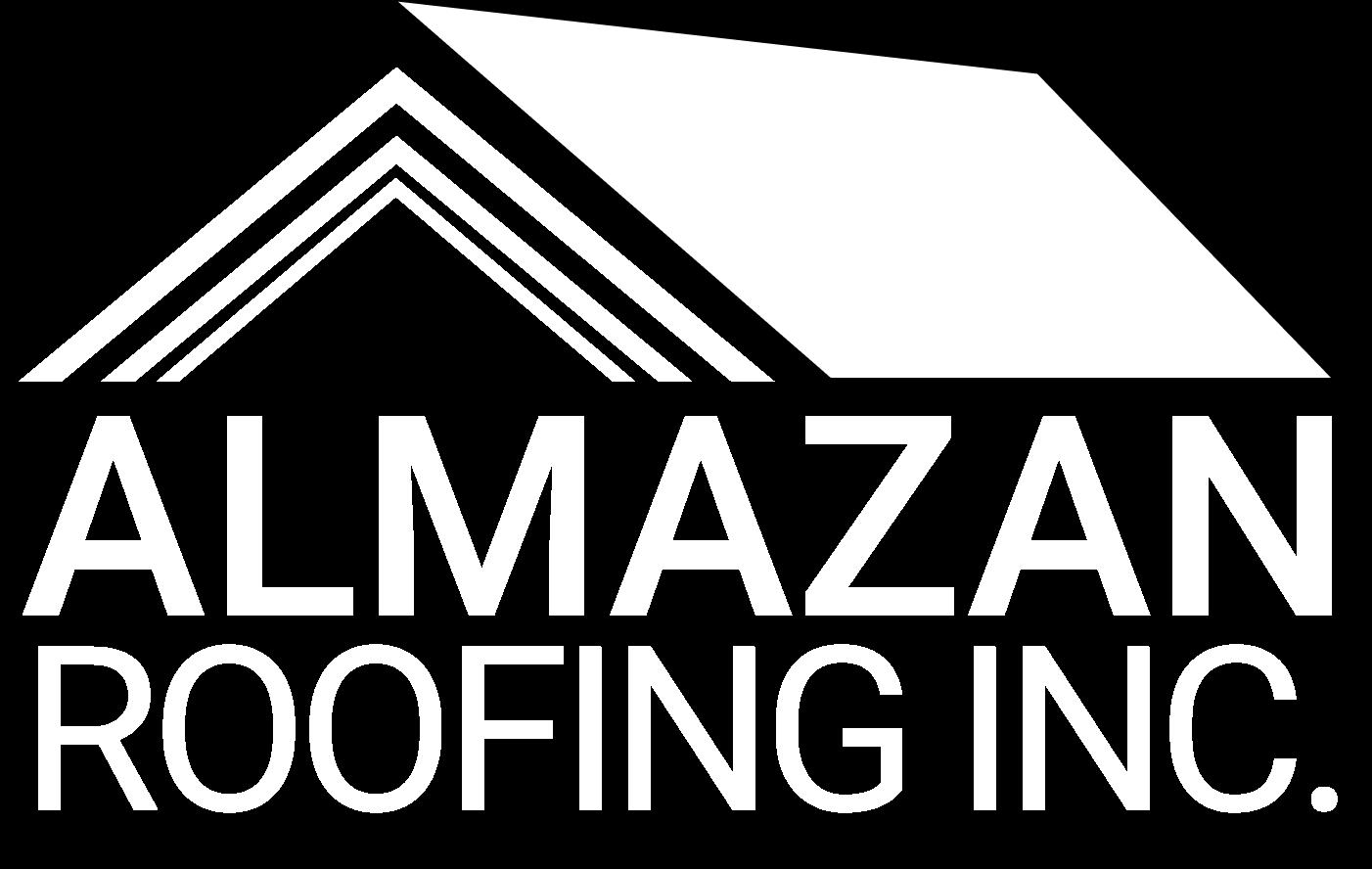 almazan roofing logo