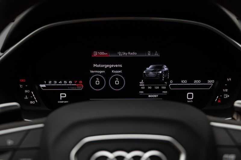 "Audi RSQ3 Sportback 2.5 TFSI 400pk Quattro Panoramadak BlackOptic B&O ValconaLeder+Memory Matrix Navi/MMI DriveSelect Keyless Camera 21"" Pdc afbeelding 15"